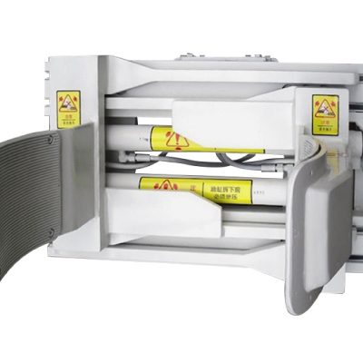 Pinakamahusay na Kalidad ng Forklift Hydraulic Double Drum Clamp Attachment