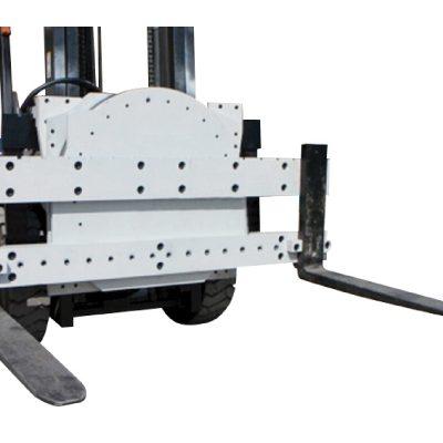 Malakas na Tungkulin Forklift Rotator Attachment Para Ibenta