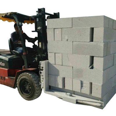 Hydraulic Forklift Concrete Bricks Block Lift Clamp