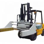 Forklift Block Clamp o Brick Clamp 2.5t Non-Shifting Forklift Block Clamp