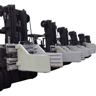 2.7 Mga Tones na Forklift Bale Clamp Attachment