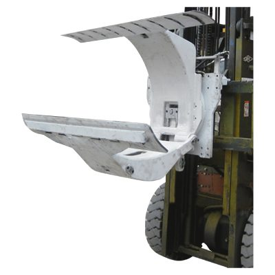 3 Tons Diesel Forklift Truck na may Attachment ng Paper Roll Clamp