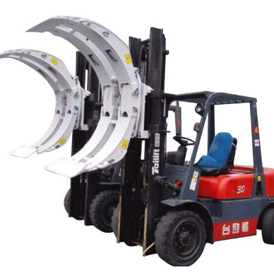 Forklift Swing Frame Paper Roll Clamp