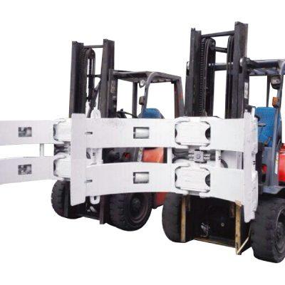 Hydraulic Forklift 25f Paper Roll Clamp Parts na Ginamit Sa Gypsum Board Facing