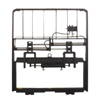 Malakas na Tungkulin Hydraulic Metal Fork Positioner Para sa Diesel Forklift