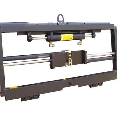 Forklift Sideshifting Fork Positioner Attachment