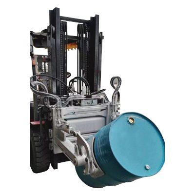 Hydraulic Forklift 55 Ggallon Drum Clamp para sa mga Forklift