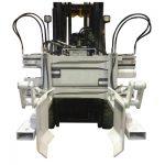 Drum Grabber Forklift Attachment