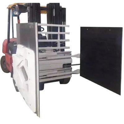 Nangungunang Marka ng Carton Clamp Forklift