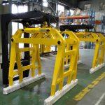 Mataas na Kalidad ng Forklift Concrete Bell Type Block Clamp Para Sa Pagbebenta