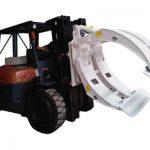 Kagamitan sa Paghawak ng Materyal ng Forklift Paper Roll Clamp