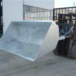 Ang DB-H Forklift Bache Attachment Para Ibenta