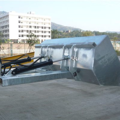 Napakahusay na Presyo ng Forklift Bucket Attachment
