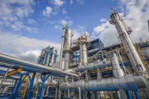 Industriya ng Petrokimia