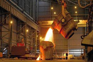 Industriya ng pag-smelting