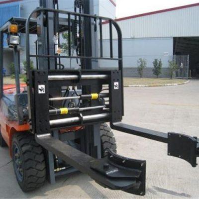 Mga Hydraulic Forklift Attachment Mga Sinktnikal na Clamping Forks para sa Mga Materyales ng Gusali
